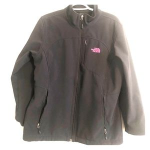 Women's Breast cancer north face jacket